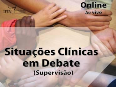 GRUPO DE SITUAÇÕES CLÍNICAS EM DEBATE - ONLINE